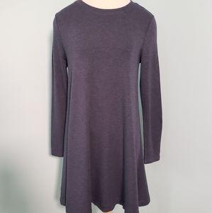 Loft outlet, lounge sweatshirt dress,  soft.small